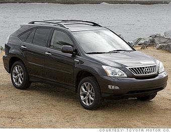 Category: Midsize premium SUV