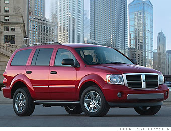 Dodge Durango SXT 4WD