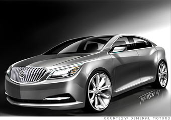 Cars GM needs now  Buick 4  CNNMoneycom