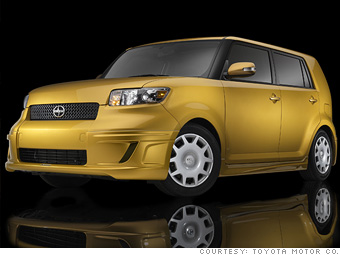 The cool carryall - Scion xB