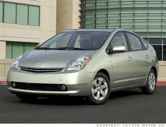 Winner: Toyota Prius
