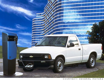 Chevrolet S10 Electric