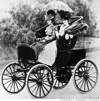 Picture Galleries on Gm S Long Road Back To Electric Cars   From The Earliest Autos  1