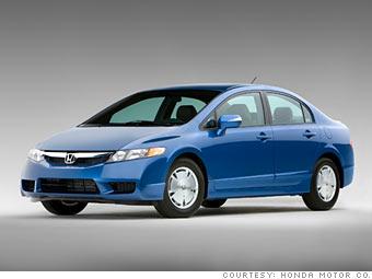 Honda Civic/Civic Hybrid
