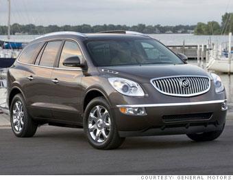 SUV - Buick Enclave
