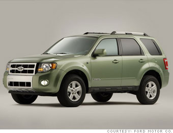 Small SUV - Ford Escape