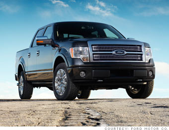 Large pickup - Ford F-150