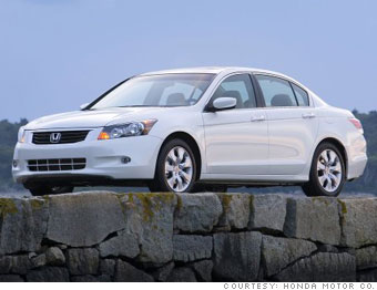 Midsize car - Honda Accord