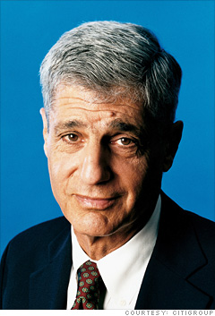 Robert Rubin, former U.S. Treasury Secretary