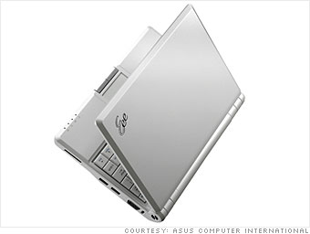 Asus Eee PC laptop