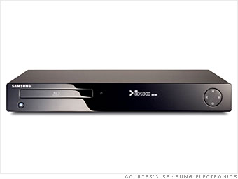 Samsung's BD-P1500 Blu-ray player