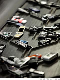 Nokia проводит кампании по возврату своих изделий с конца 90-х годов...