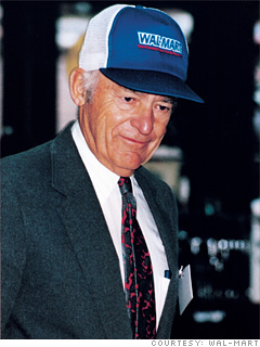 Sam Walton (Wal-Mart)