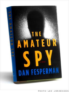 <b>The Amateur Spy</b>