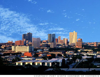9. Fort Worth