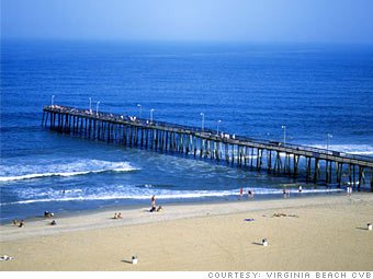 14. Virginia Beach, Va. 