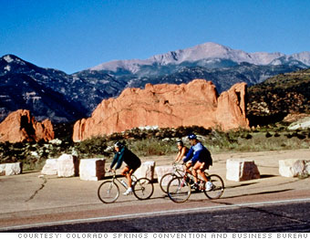 28. Colorado Springs
