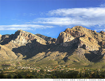 44. Oro Valley, Ariz.