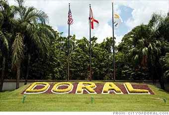 51. Doral, Fla. 