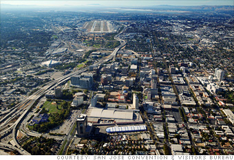 66. San Jose, Calif. 