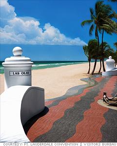 70. Fort Lauderdale