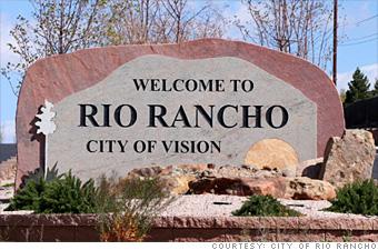 83. Rio Rancho, N.M.