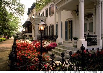 99. Savannah, Ga.