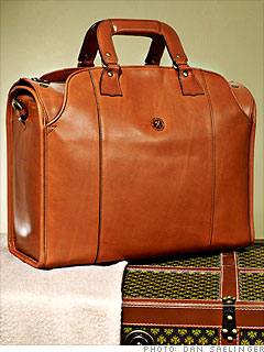 Glaser Leatherworks' Deal Bag