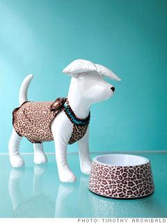 Lulu Pink Leopard Halter Dress