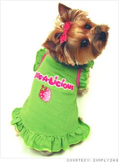 Dog-A-Licious Dress
