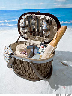 Picnic Time's Catalina Basket