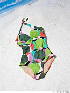 Mangarosa's Happy Swimsuit