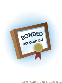 Hire an accountant who is bonded