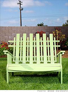 Uwharrie Chair's Styxx Settee