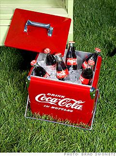American Retro's Picnic Cooler