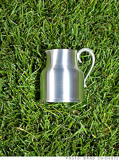 Danforth's Pewter Pitcher