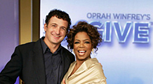 Oprah winner's next move