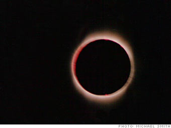 Nearing totality
