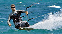 Global kitesurfing