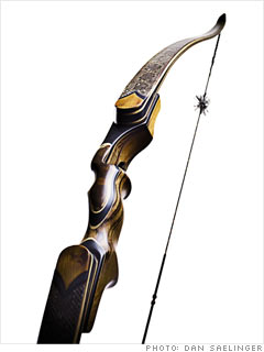 Morrison Archery's Custom Bows