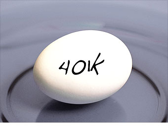 Liquidate your 401(k) or 403(b) account