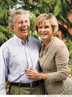 Don and Lois Smaltz, 71 and 66