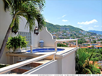 Casa Tabachin, <br>Puerto Vallarta, Mexico
