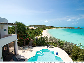 La Koubba Villa,<br> Turks and Caicos