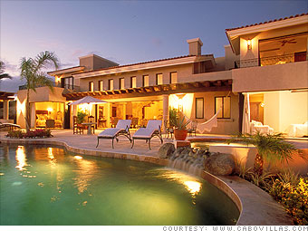 Villa Cortez,<br>Cabo San Lucas, Mexico