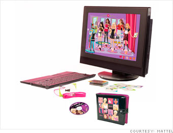 Barbie IDesign CD-ROM Game