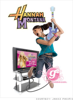 G2:Game Girl  Hannah Montana Pop Hero Guitar