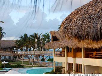 Agua Resort, Dominican Republic