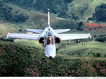 Empresa Brasileira de Aeronáutica S.A. (Embraer)