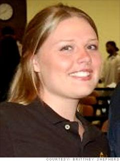 Brittany Shepherd: New grad struggles